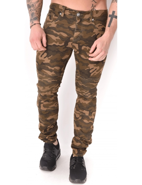 Sixth June Camouflage Jeans