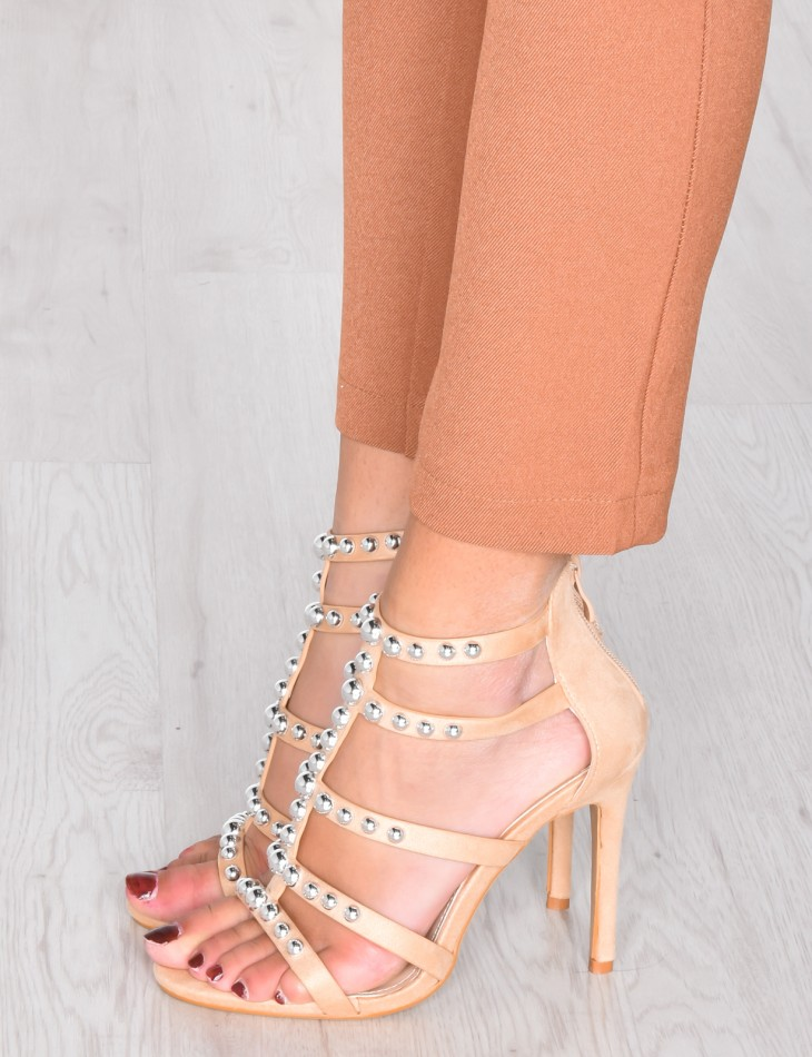 Pearl High Heels