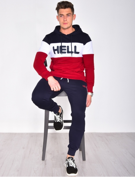 HELL Sweatshirt with Hood