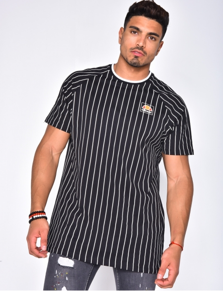 Ellesse Striped T-shirt