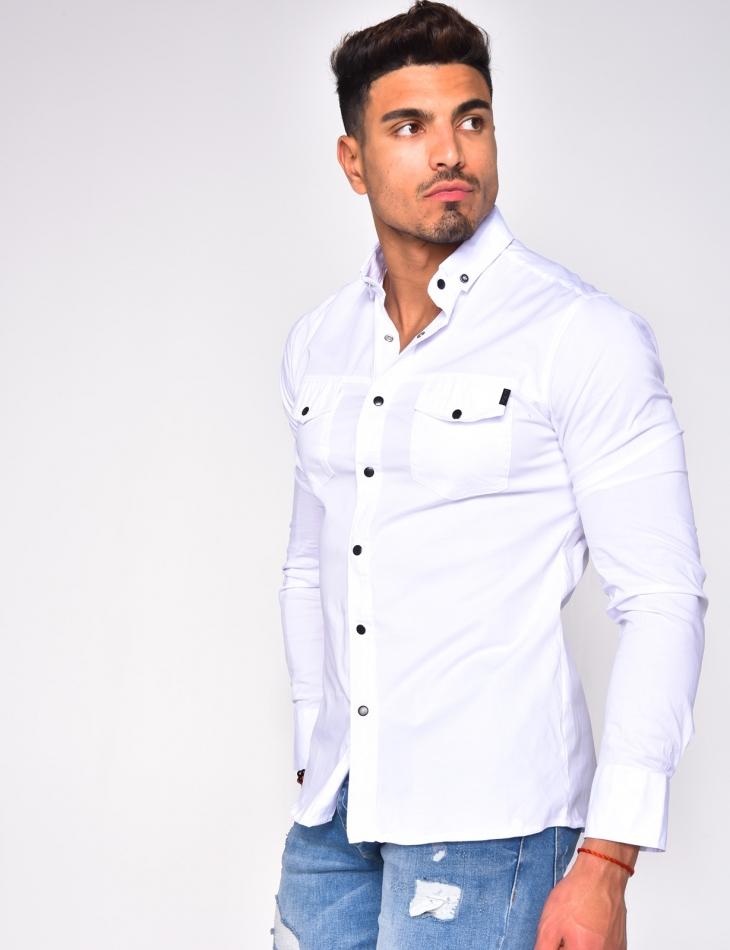 Lightweight Shirt with Pockets