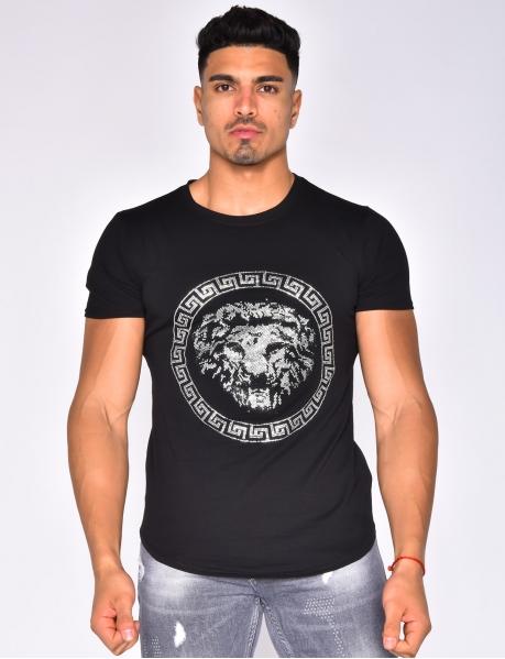 T-shirt à strass