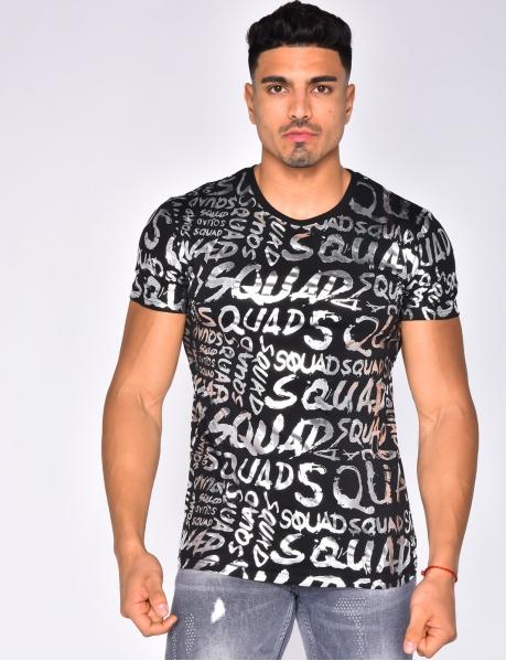 """T-shirt """"SQUAD"""""""