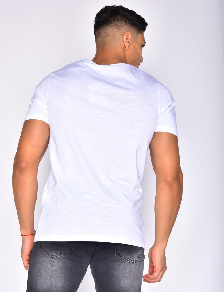 'LAGORA' Tiger Head T-shirt