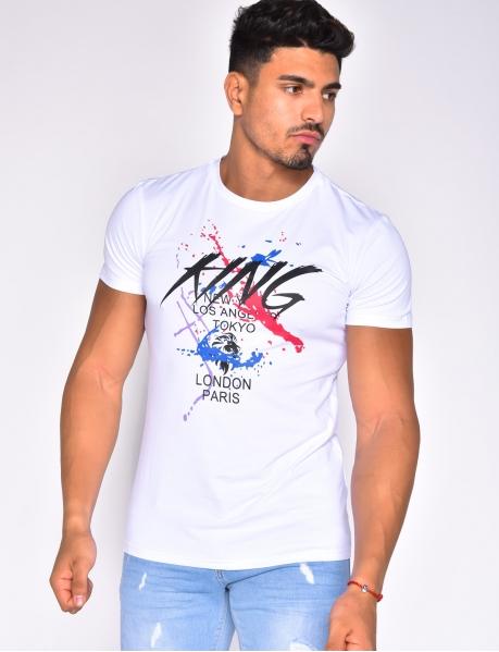 "T-Shirt ""KING"""