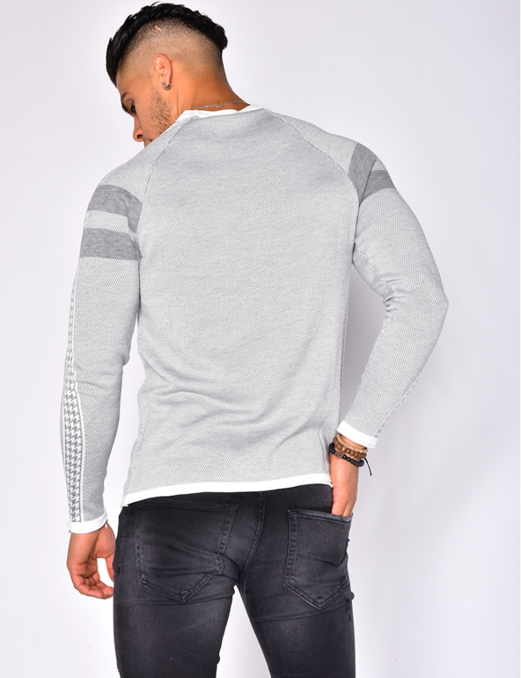 Two-Tone Jumper