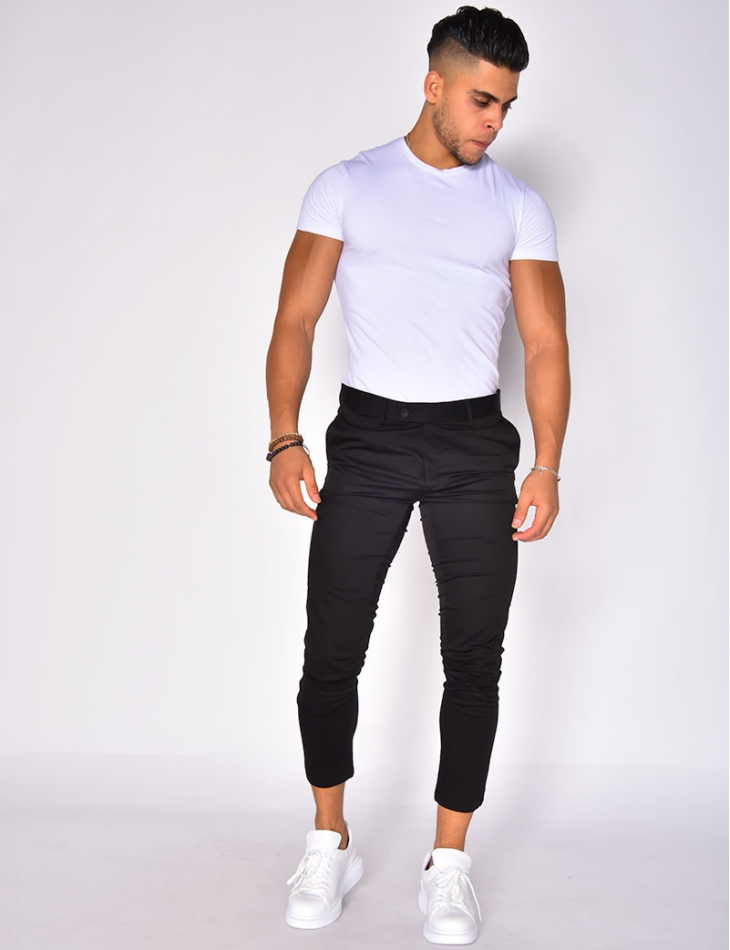 Pantalon homme noir