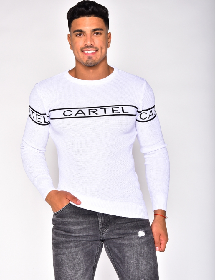 'CARTEL' Jumper
