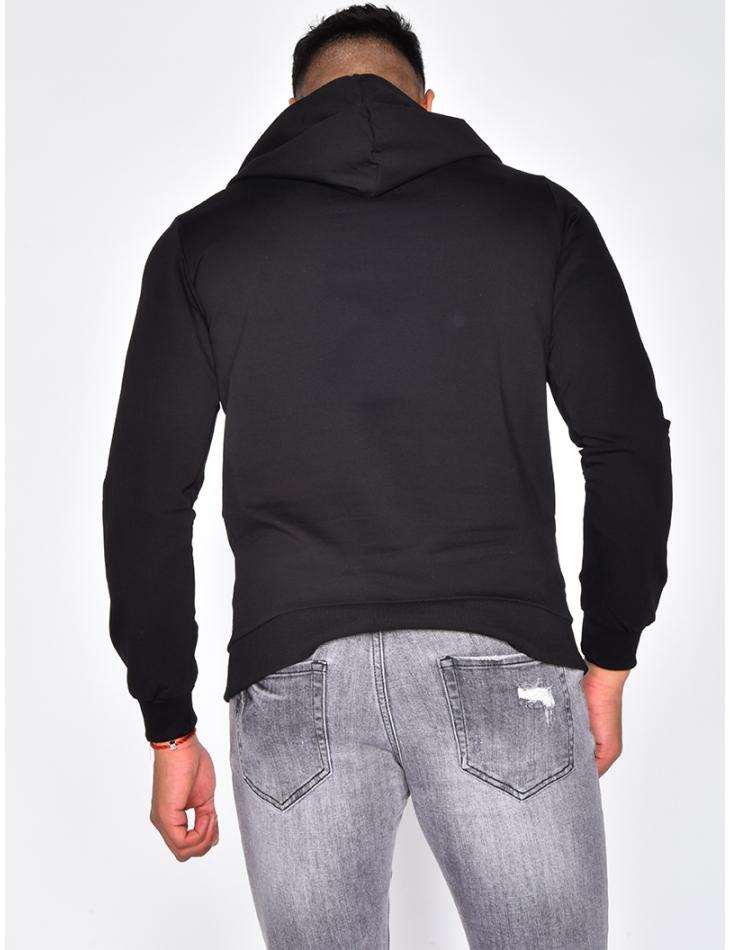 Multi-coloured 'CARTEL' Sweatshirt
