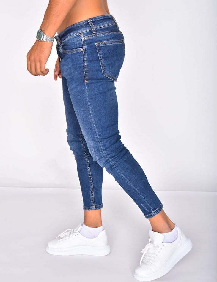 Jeans with Chain Trinket