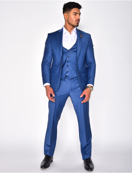 3 Piece Suit with Trinkets