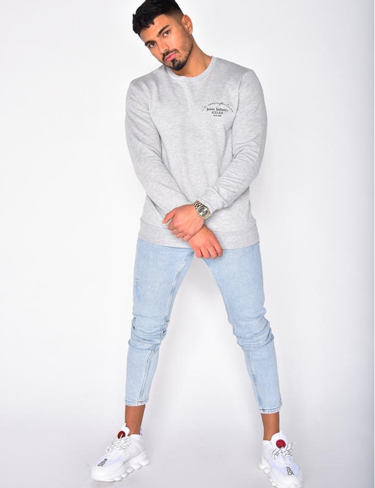 """""""Jeans Industry Atelier"""" Sweatshirt"""