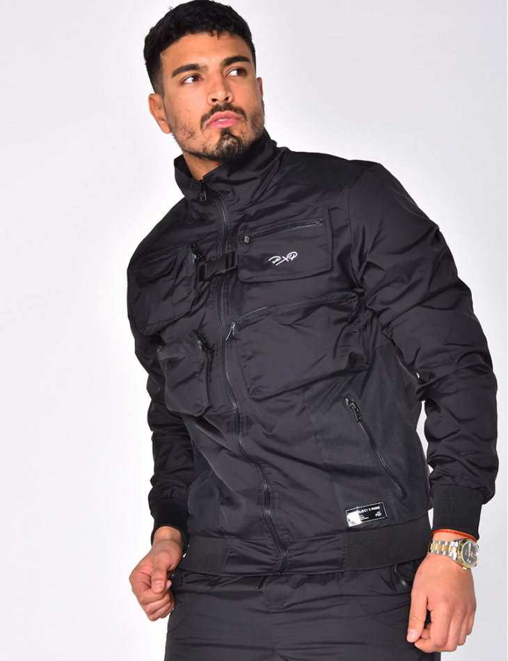 Project X Jacket with Pockets
