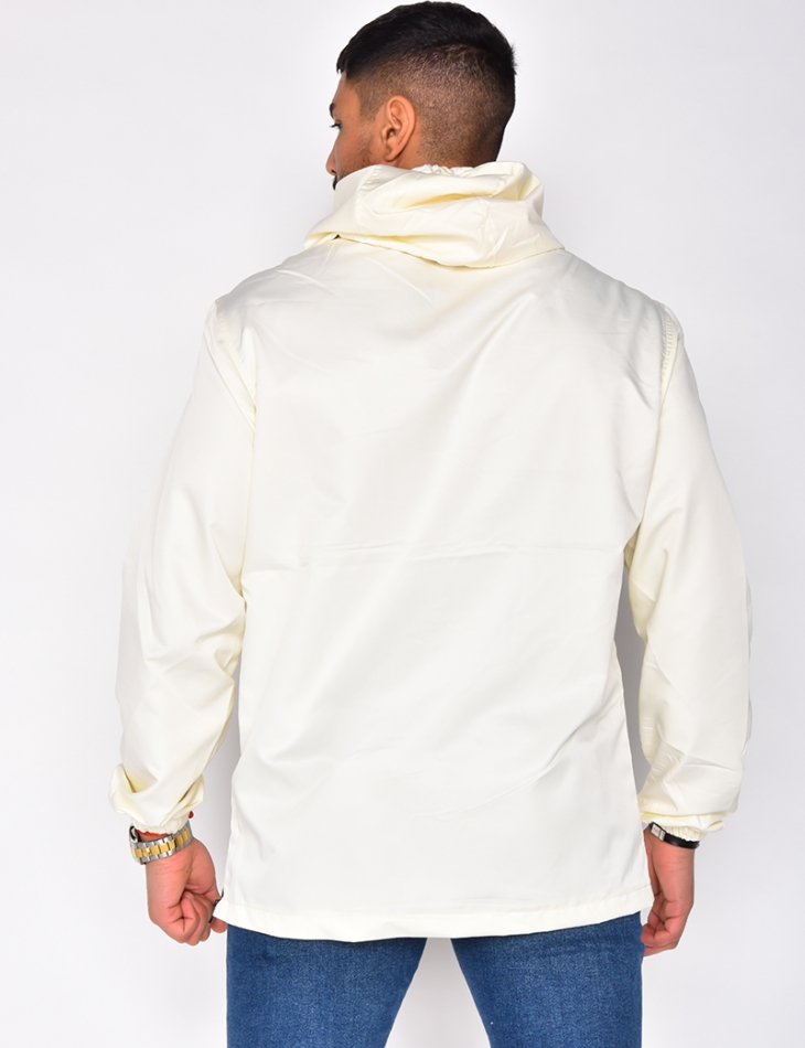 Pull On Windbreaker