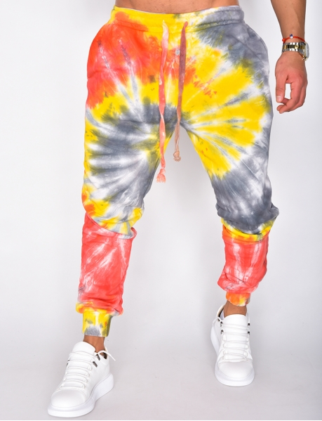 Jogging Tie and Dye
