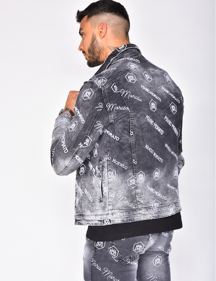 Mario Morato Denim Jacket