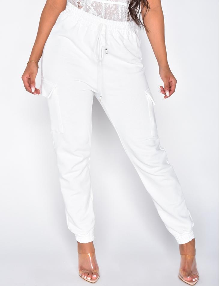 Pantalon de jogging à poches