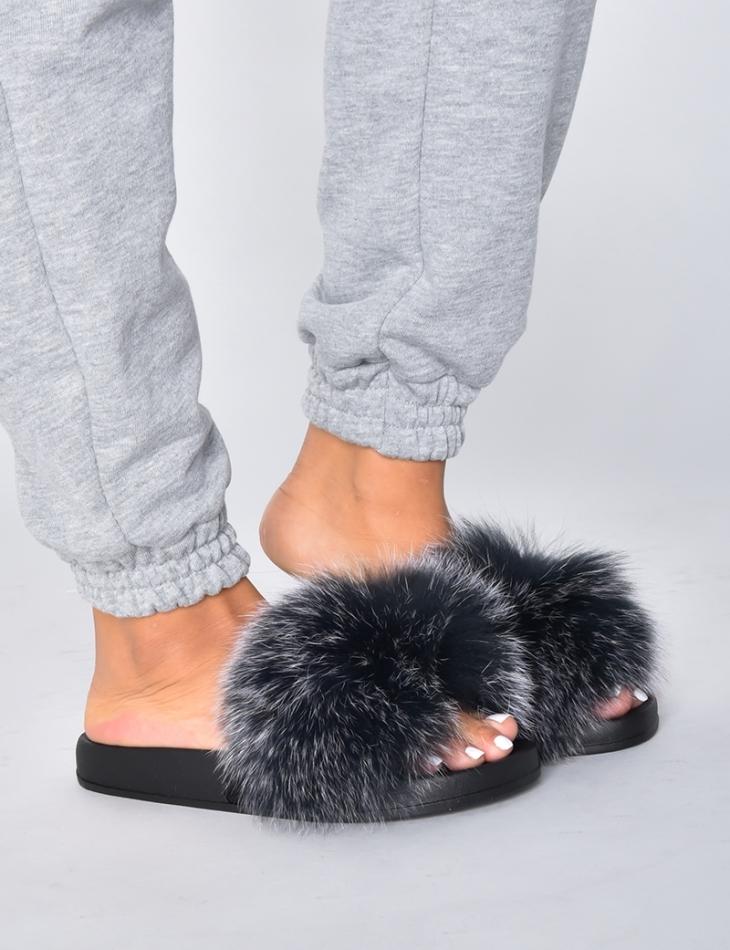 Fur Sliders