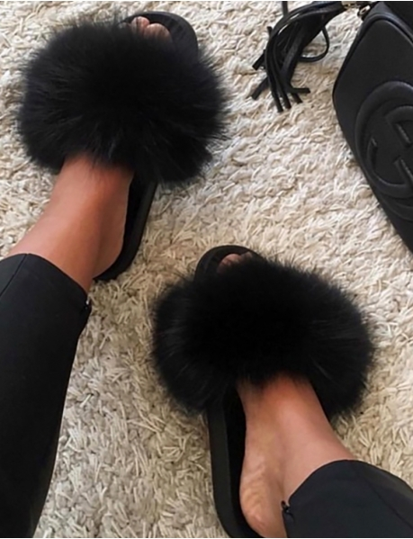 Fur Sliders
