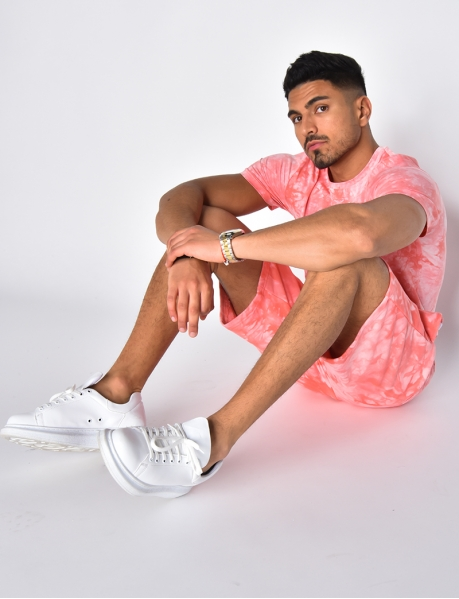 Speckled Shorts