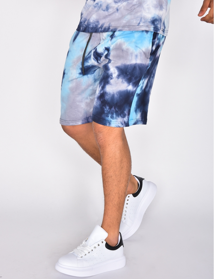 Short Tie and Dye
