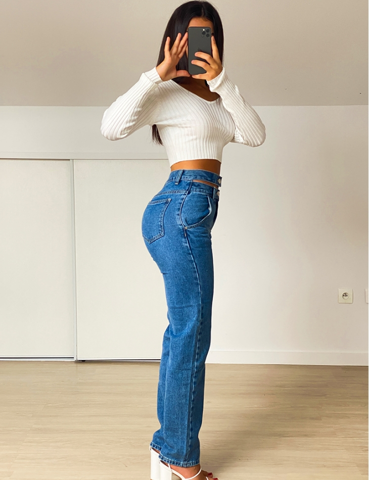 Jeans mom