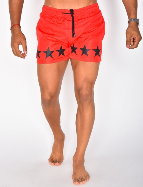 Swimming Trunks with Stars
