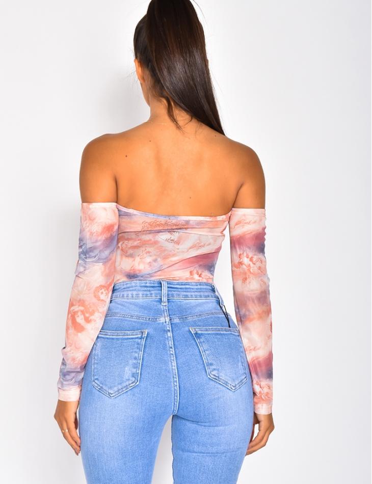 Long Sleeved Bodysuit