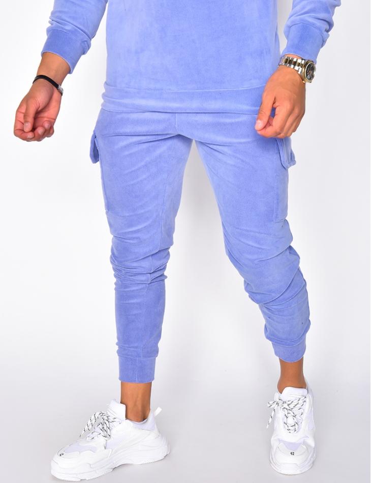 Pantalon de jogging tout doux
