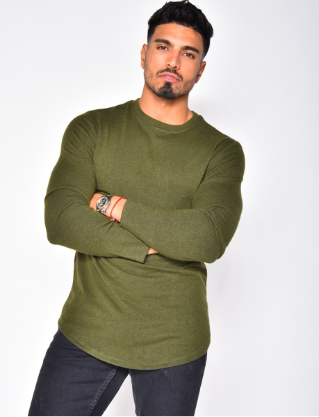 Pull basic col rond