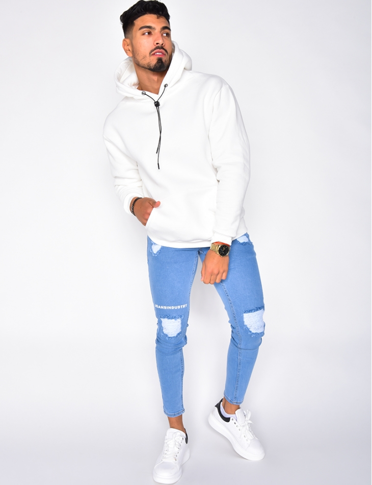 Jeans skinny destroy  Jeans Industry
