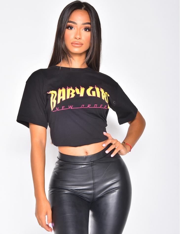 """T-shirt """"Baby Girl"""""""