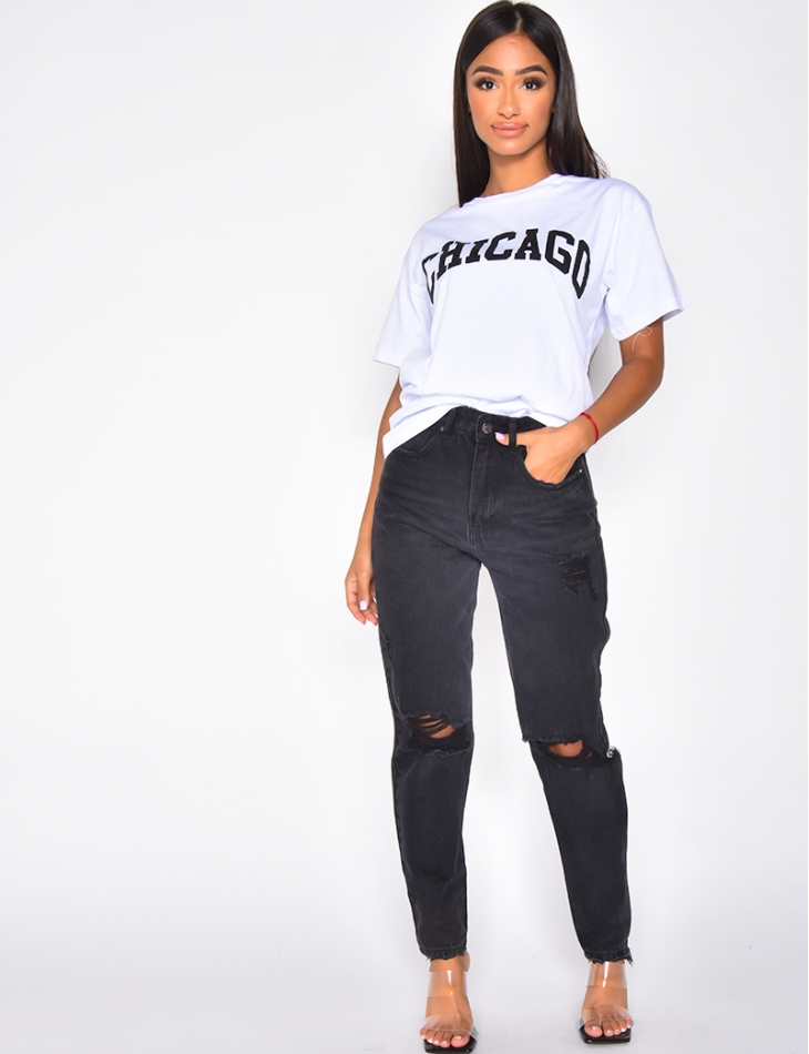 "T-shirt ""Chicago"""