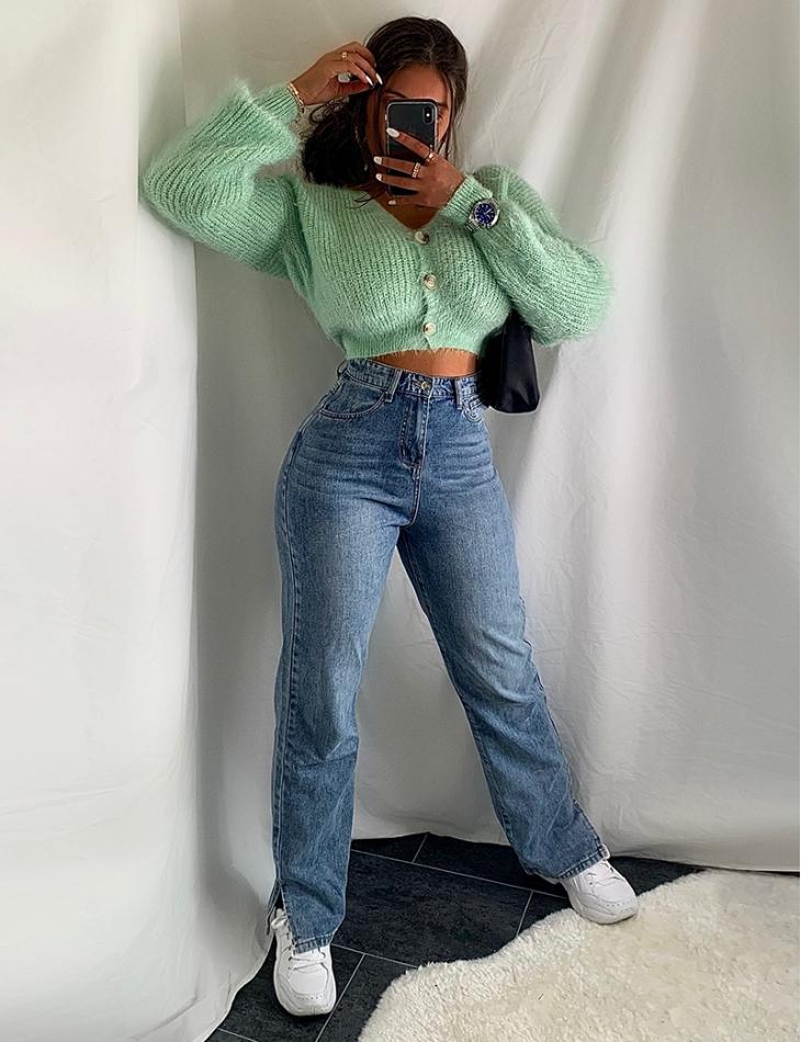 Super Soft Wool Cardigan