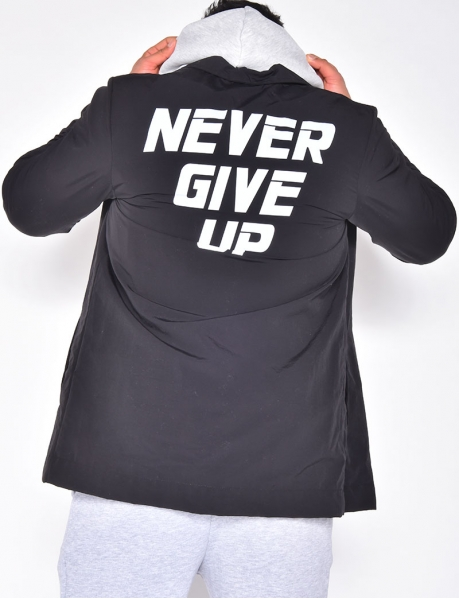 """Never Give Up"" Shirt"