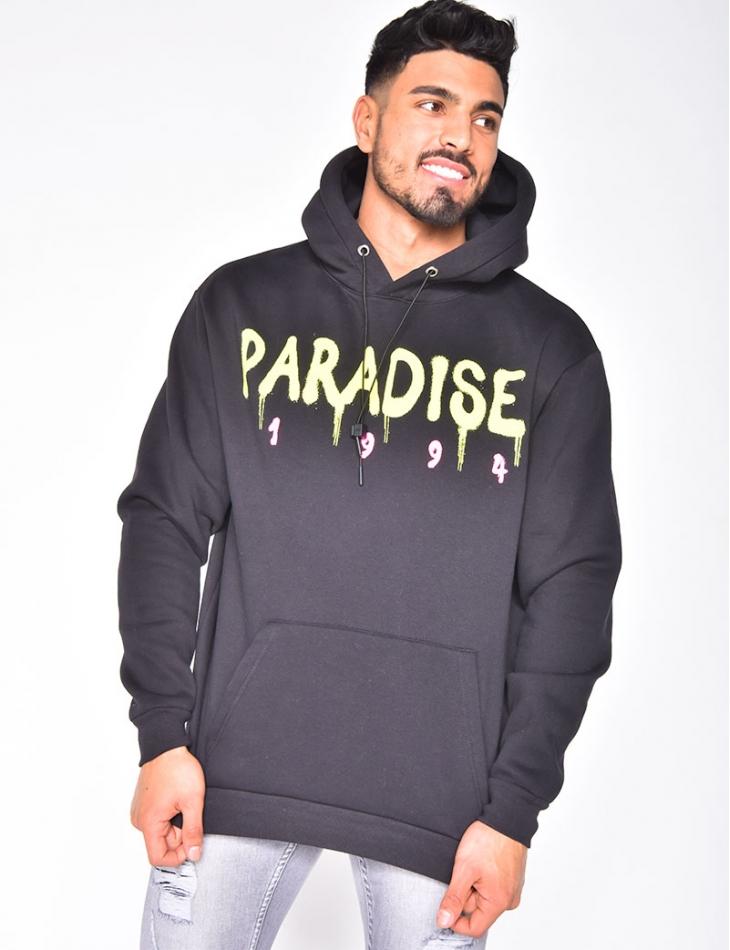 """Sweat à capuche """"Paradise"""""""
