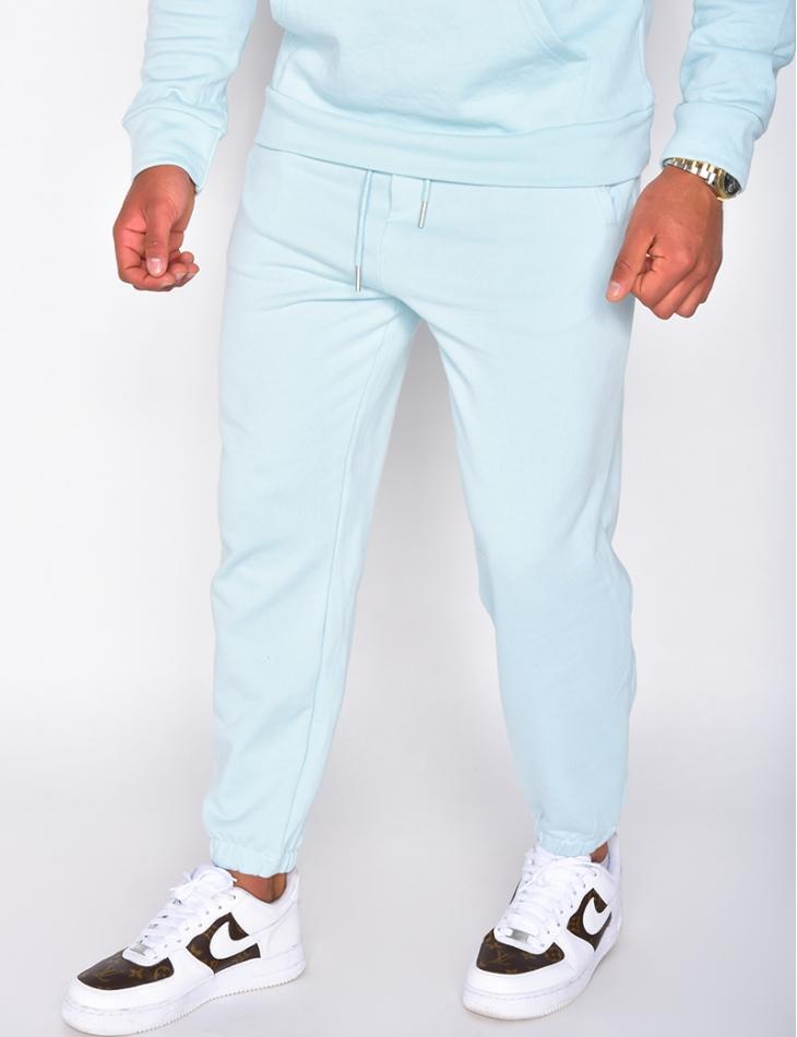 Jogging homme à poches