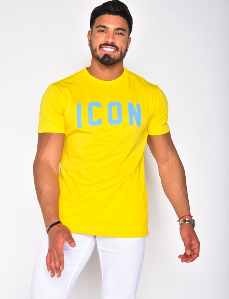 "T-shirt basic ""ICON"""