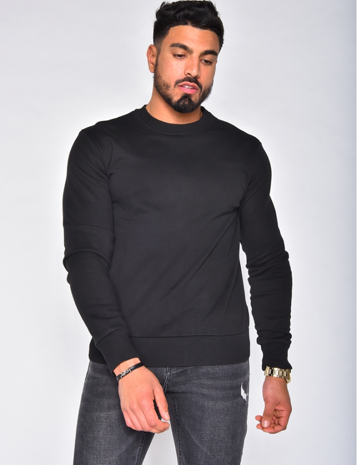 Sweat basic homme