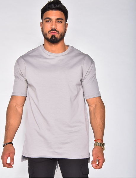 T-shirt épais manche courte