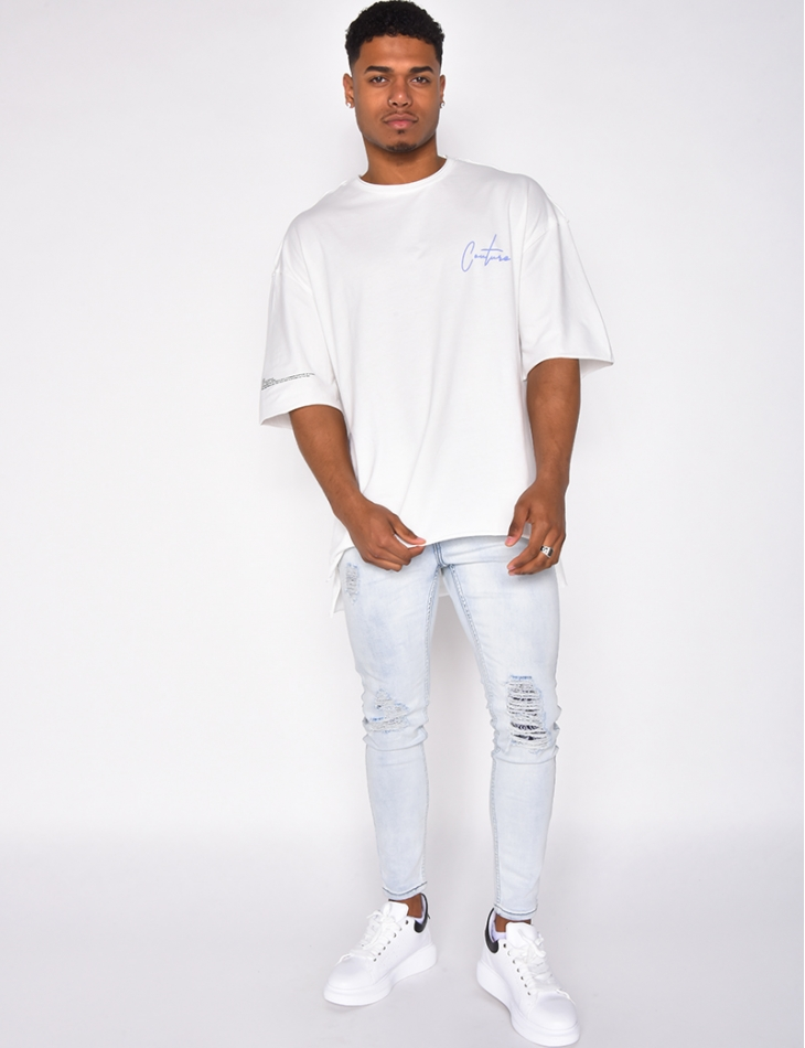"""T-shirt homme """"Couture"""""""