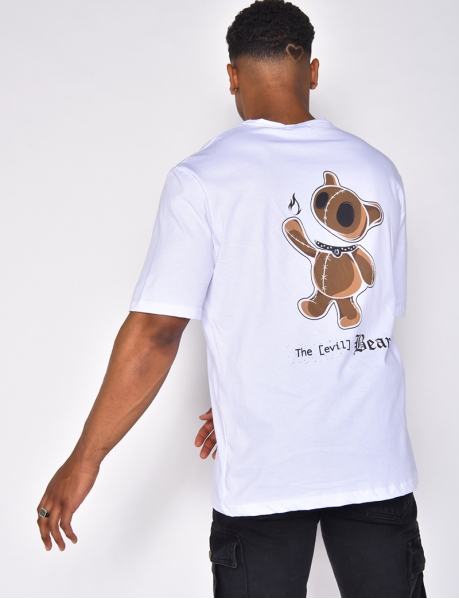 "T-shirt ""The evil bear"""