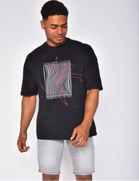 """T-shirt homme """"Alphalete Athlectics"""""""