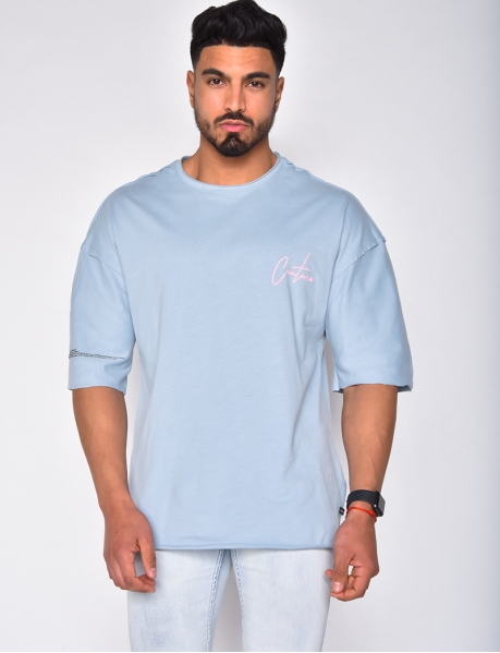 "T-shirt homme ""Couture"""