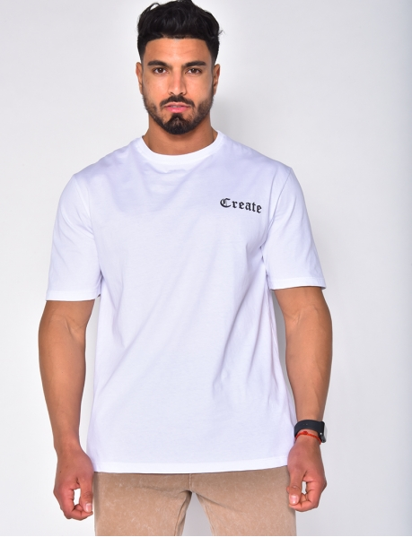 "T-shirt ""Create"""