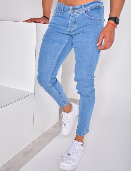 Basic-Jeans für Herren