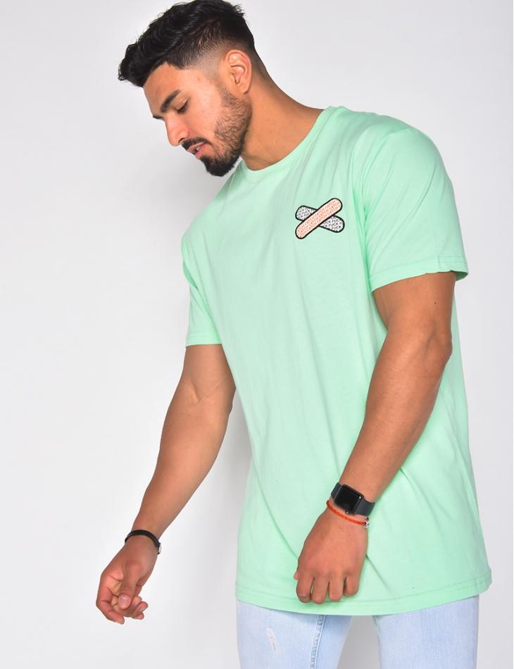 T-shirt pansement