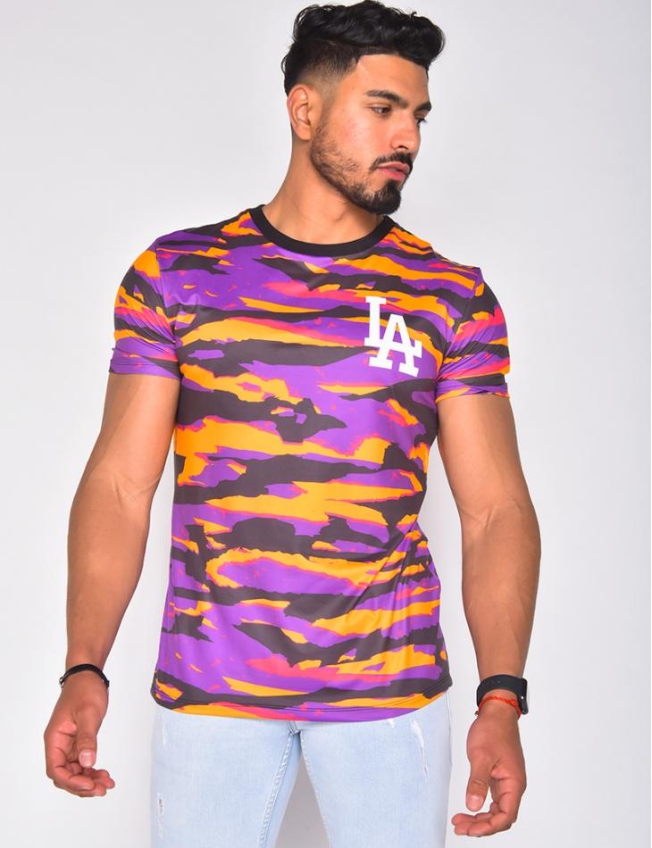 "T-shirt ""L.A"""