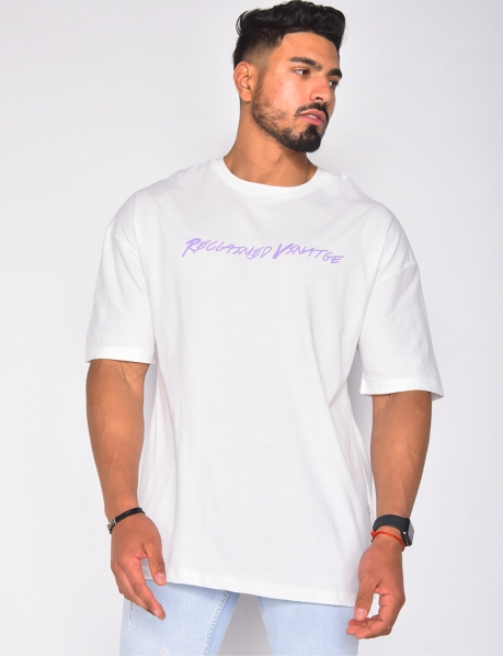 "T-shirt ""Reclaimed Vintage"""