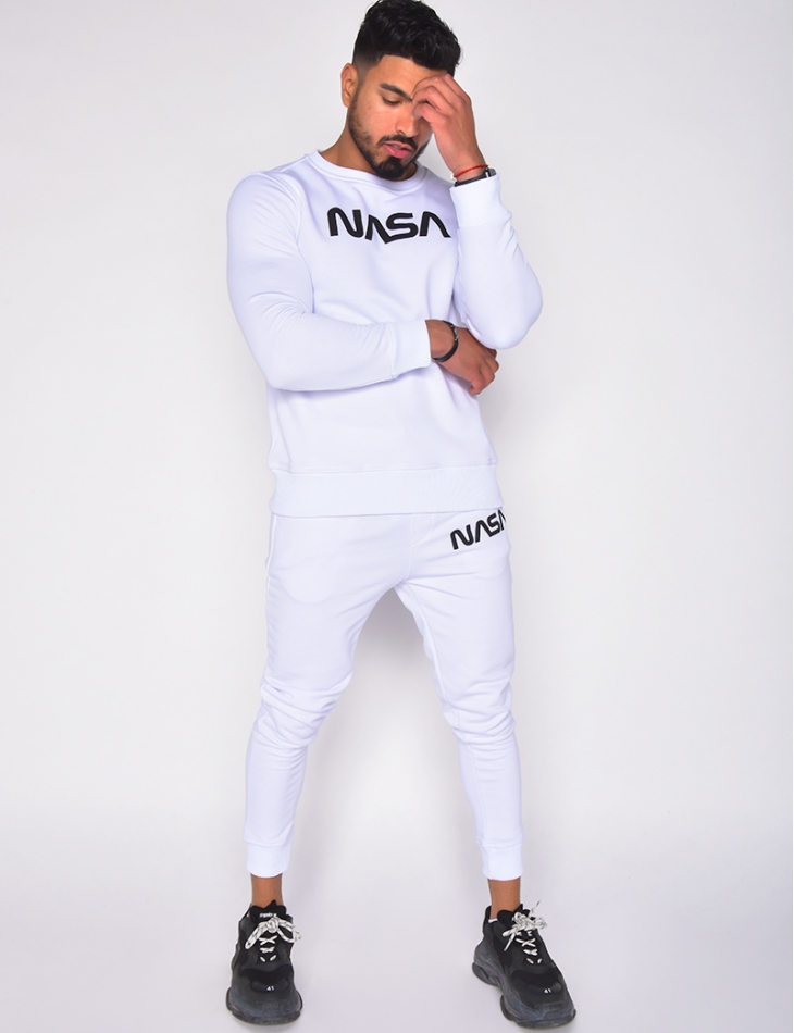 "Ensemble sweat et jogging ""NASA"""